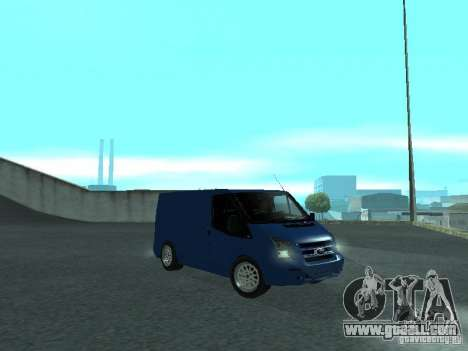 Ford Transit Sport 2011 for GTA San Andreas