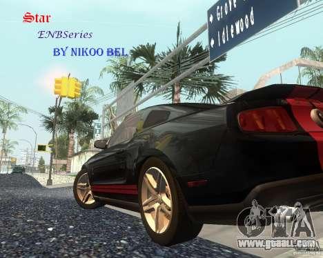 Star ENBSeries by Nikoo Bel for GTA San Andreas