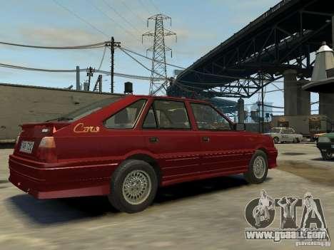 FSO Polonez Caro for GTA 4 left view