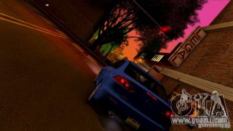 SA Beautiful Realistic Graphics 1.3 for GTA San Andreas sixth screenshot