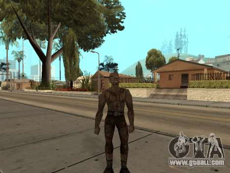 Pak skins from Gothic 1 for GTA San Andreas seventh screenshot