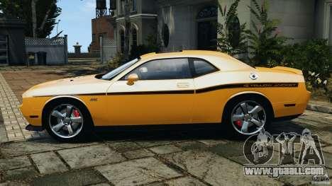 Dodge Challenger SRT8 392 2012 [EPM] for GTA 4 left view