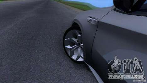 BMW X6M for GTA San Andreas right view