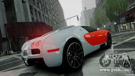 Bugatti Veyron 16.4 v1.0 wheel 1 for GTA 4 upper view