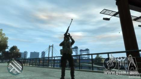 THE PKK for GTA 4 third screenshot