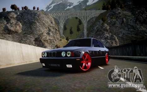 BMW 535i for GTA 4