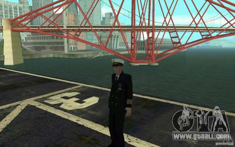 Admiral HD for GTA San Andreas fifth screenshot