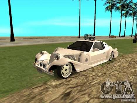 Mitsuoka Le-Seyde for GTA San Andreas