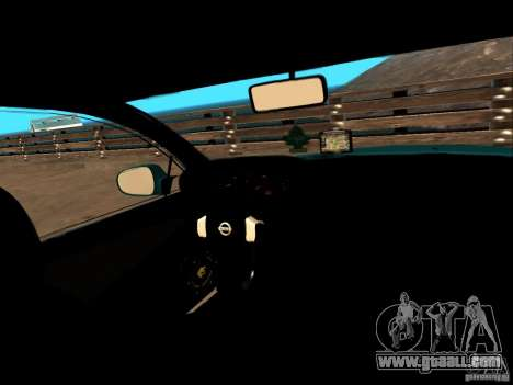 Nissan Almera Classic for GTA San Andreas right view