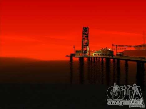 ENBSeries v1.0 for GTA San Andreas eighth screenshot