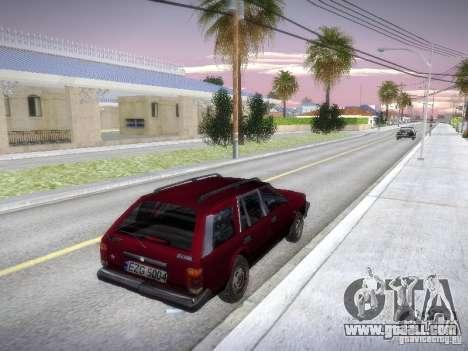 Nissan Bluebird Wagon for GTA San Andreas right view