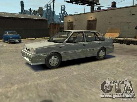 FSO Polonez Atu for GTA 4