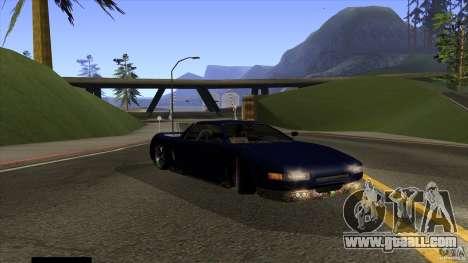 Infernus v3 by ZveR for GTA San Andreas