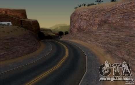 RoSA Project v1.0 for GTA San Andreas ninth screenshot