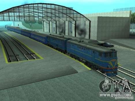 Te7-080 for GTA San Andreas left view