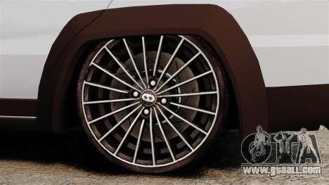 Fiat Palio Adventure Locker Evolution for GTA 4 back view