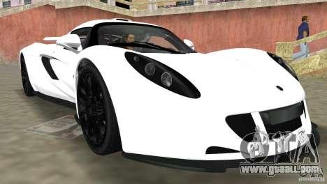 Hennessey Venom GT Spyder for GTA Vice City