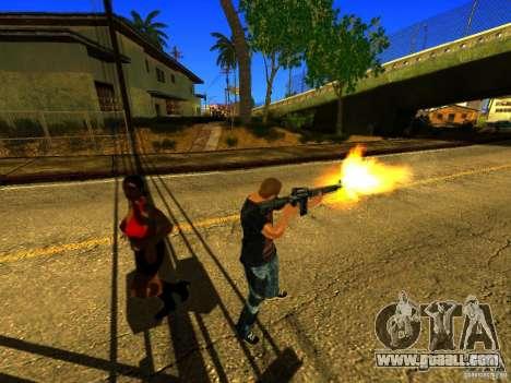 Amazing Screenshot 1.0 for GTA San Andreas