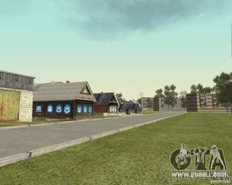 New District field of dreams for GTA San Andreas third screenshot