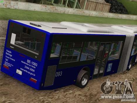 Trailer for Design X 3 for GTA San Andreas left view
