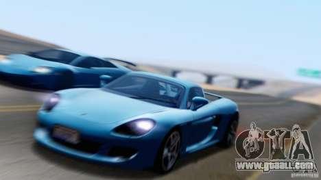 SA Beautiful Realistic Graphics 1.6 for GTA San Andreas ninth screenshot