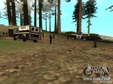 Drug Assurance for GTA San Andreas second screenshot