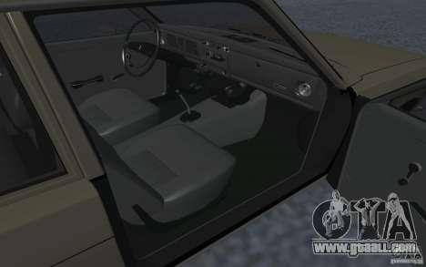 Datsun 510 for GTA San Andreas back left view