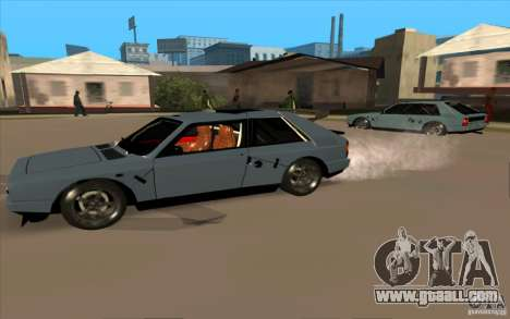 Lancia Delta Integrale for GTA San Andreas left view