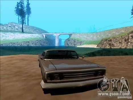 ENBSeries v1.1 for GTA San Andreas forth screenshot