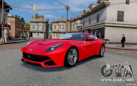Ferrari F12 Berlinetta 2013 [EPM] for GTA 4