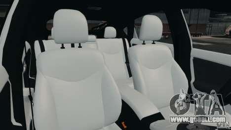 Toyota Prius NY Airport Service for GTA 4 inner view