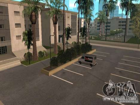 Parking Save Garages for GTA San Andreas third screenshot