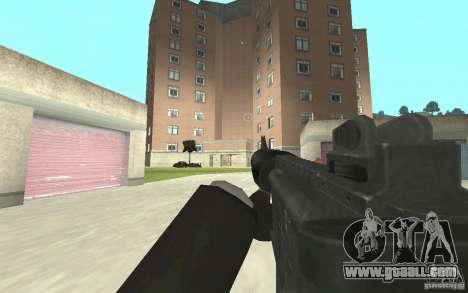 New animation of GTA IV for GTA San Andreas third screenshot