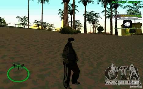 Bomje & Gop for GTA San Andreas third screenshot