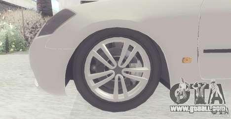 Infiniti M35 for GTA San Andreas left view