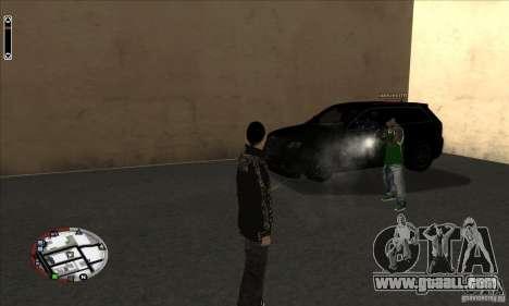 GodPlayer v1.0 for SAMP for GTA San Andreas second screenshot