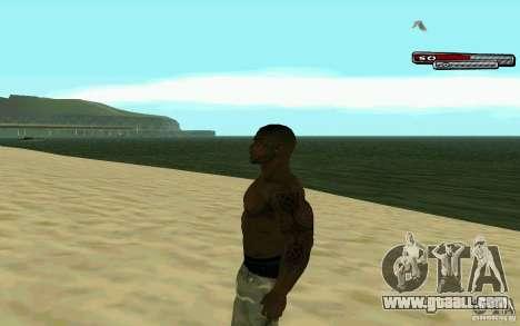 James Woods HD Skin for GTA San Andreas second screenshot