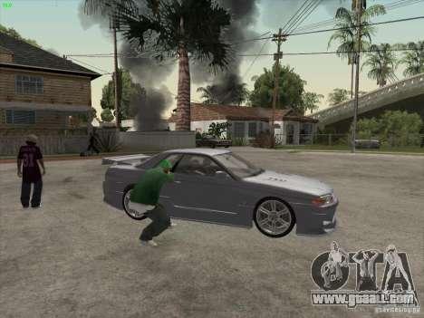 Close Doors for Cars for GTA San Andreas second screenshot