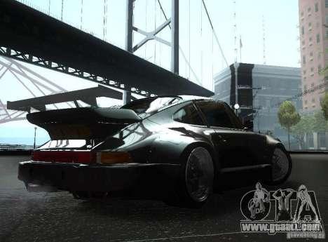Porsche 911 Turbo RWB for GTA San Andreas right view