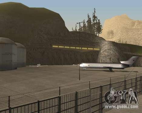 Real New San Francisco v1 for GTA San Andreas forth screenshot