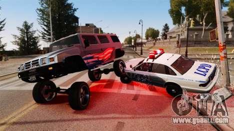 Monster Patriot for GTA 4
