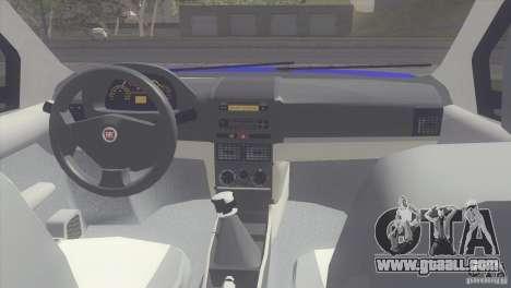 Fiat Albea Sole for GTA San Andreas right view