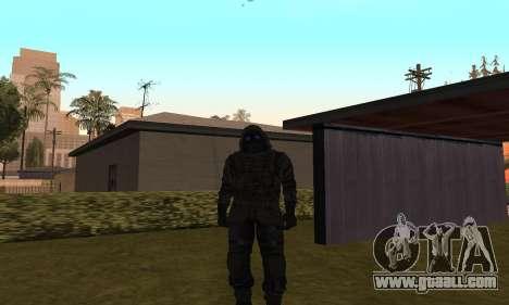 Vector REORC for GTA San Andreas fifth screenshot