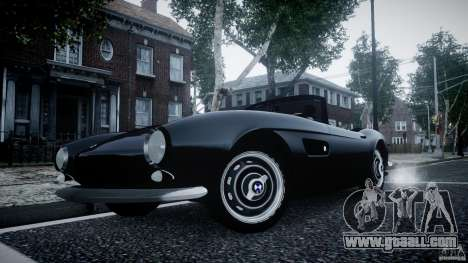 BMW 507 1959 for GTA 4 right view