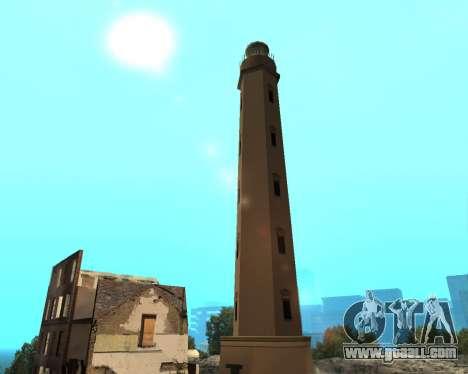 Real New San Francisco v1 for GTA San Andreas eleventh screenshot