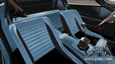 Ferrari 250 1964 for GTA 4 inner view