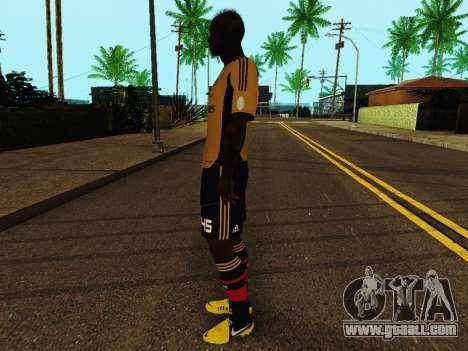 Mario Balotelli v3 for GTA San Andreas third screenshot