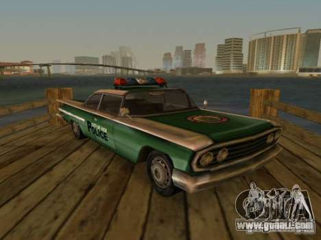 Voodoo Police for GTA Vice City