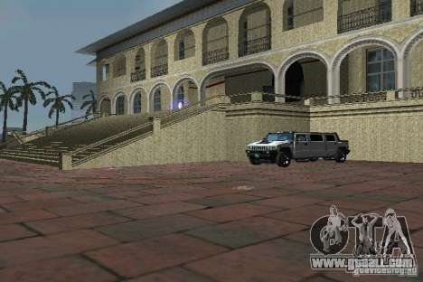 New Mansion for GTA Vice City third screenshot
