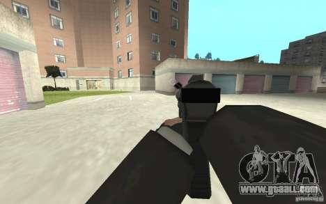 New animation of GTA IV for GTA San Andreas seventh screenshot